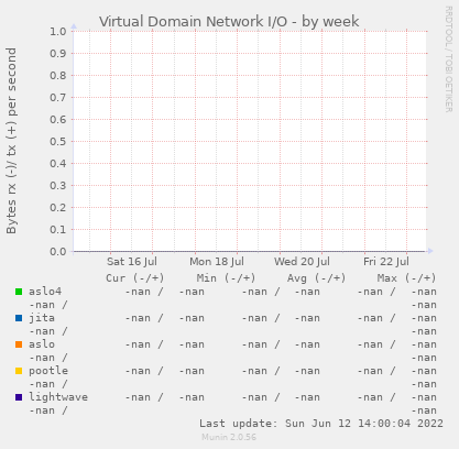Virtual Domain Network I/O